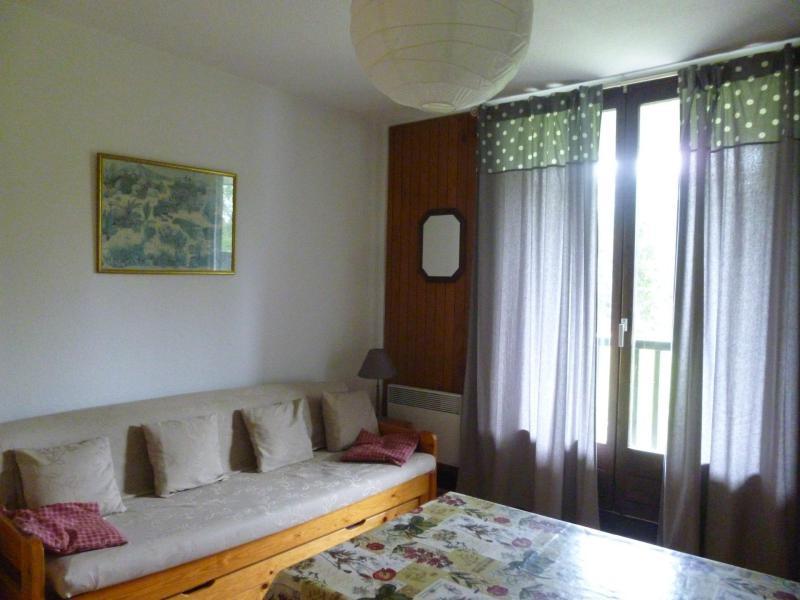 Vacances en montagne Studio cabine 4 personnes (09) - La Résidence Sagittaire - Flaine