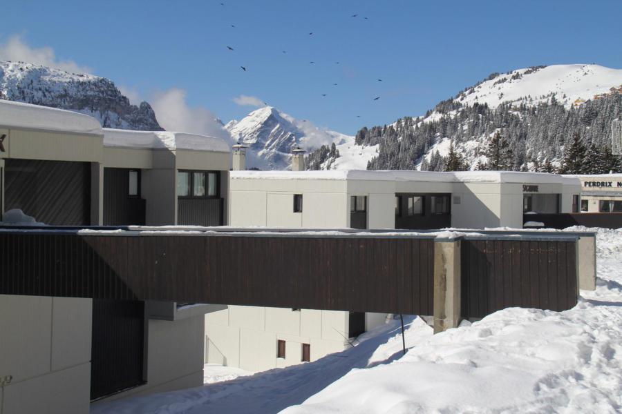 Vacances en montagne La Résidence Sagittaire - Flaine