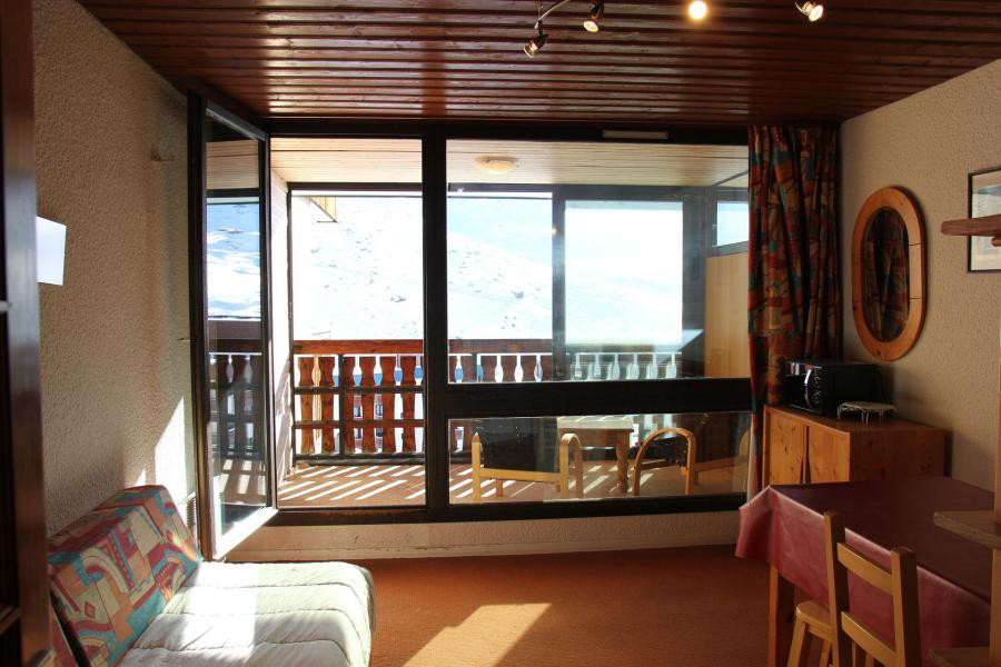 Holiday in mountain resort Studio 4 people (S6) - La Résidence Sérac - Val Thorens