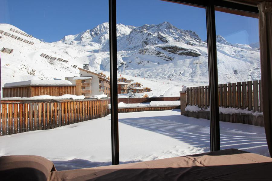 Holiday in mountain resort 4 room apartment 8 people (M9) - La Résidence Sérac - Val Thorens
