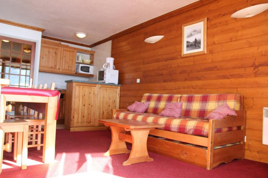 Holiday in mountain resort Studio 6 people (J9) - La Résidence Sérac - Val Thorens