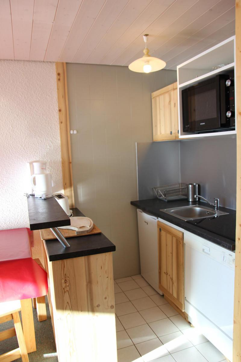 Holiday in mountain resort Studio 4 people (I2) - La Résidence Sérac - Val Thorens