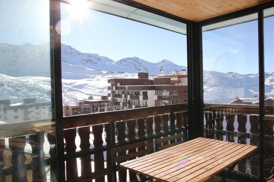 Holiday in mountain resort Studio 6 people (U4) - La Résidence Sérac - Val Thorens