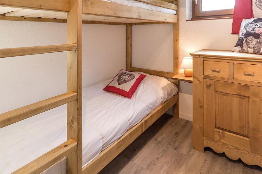 Urlaub in den Bergen 3-Zimmer-Appartment für 6 Personen (2104) - La Résidence Ski Soleil - Les Menuires - Stockbetten