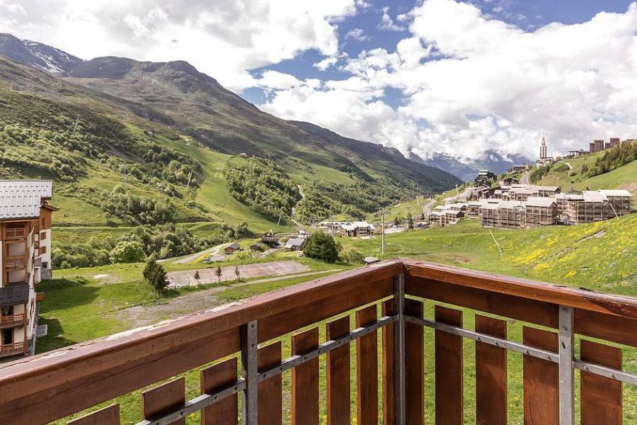 Urlaub in den Bergen 3-Zimmer-Appartment für 6 Personen (2104) - La Résidence Ski Soleil - Les Menuires