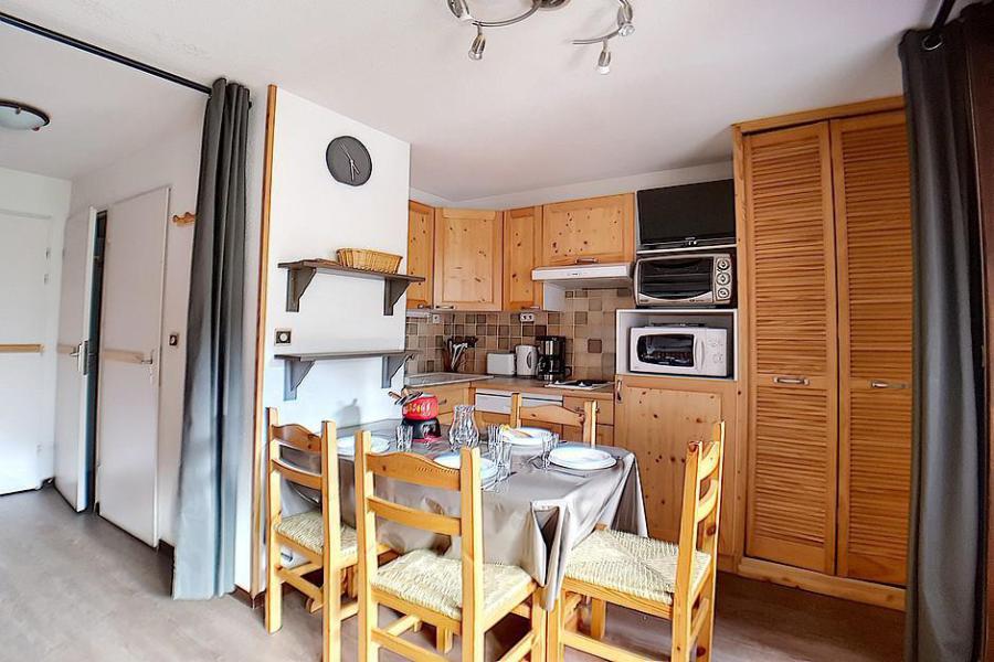 Urlaub in den Bergen 2-Zimmer-Appartment für 4 Personen (1211) - La Résidence Ski Soleil - Les Menuires