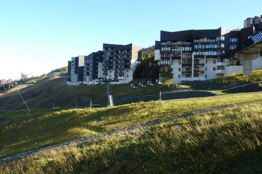 Urlaub in den Bergen Studio für 4 Personen (1203) - La Résidence Ski Soleil - Les Menuires