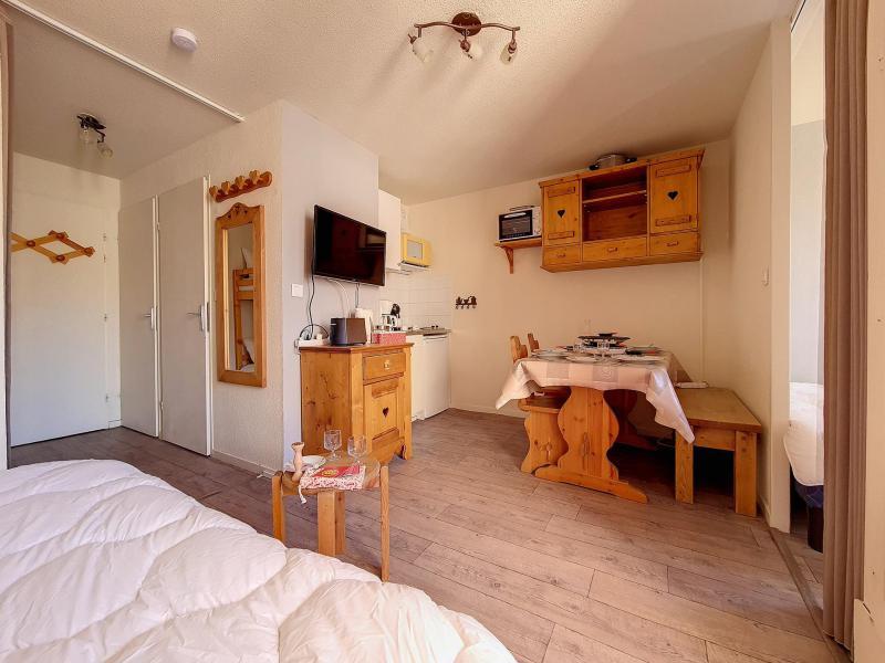 Urlaub in den Bergen 1-Zimmer-Appartment für 4 Personen (2708) - La Résidence Ski Soleil - Les Menuires