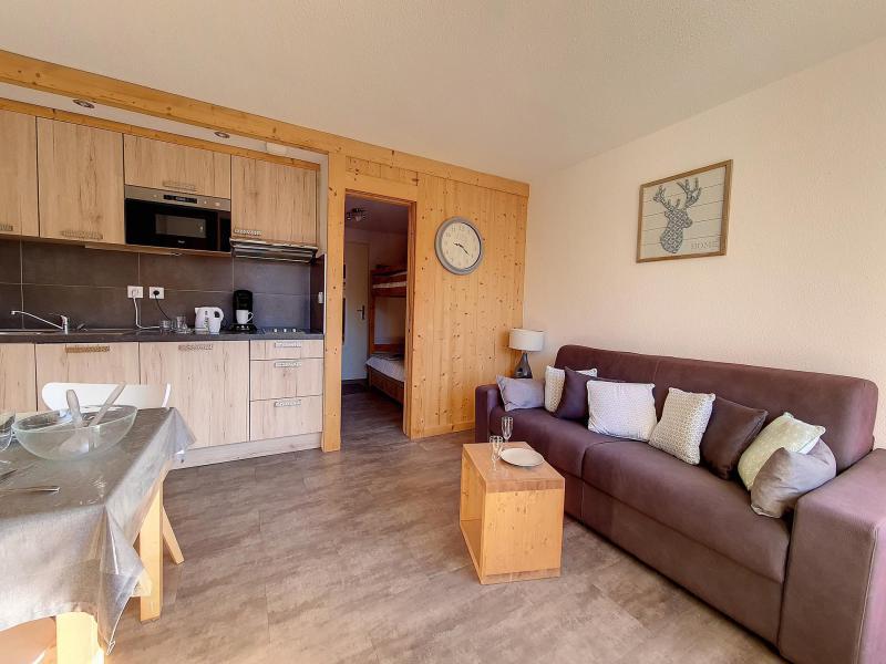Urlaub in den Bergen Studio für 4 Personen (2709) - La Résidence Ski Soleil - Les Menuires