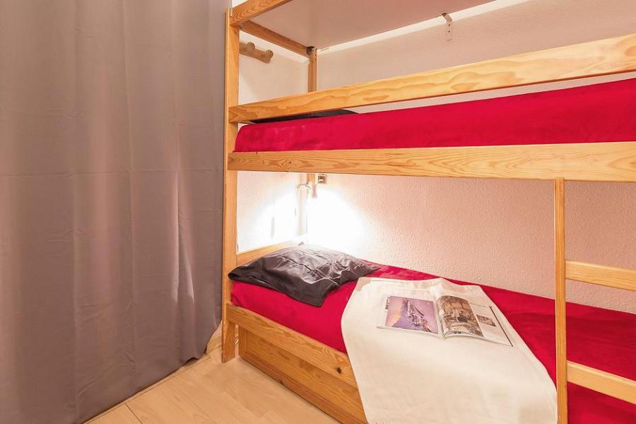 Urlaub in den Bergen Studio Schlafnische 4 Personen (1002) - La Résidence Ski Soleil - Les Menuires - Stockbetten