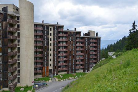Holiday in mountain resort Studio 2 people (10) - La Résidence St Jacques - La Plagne