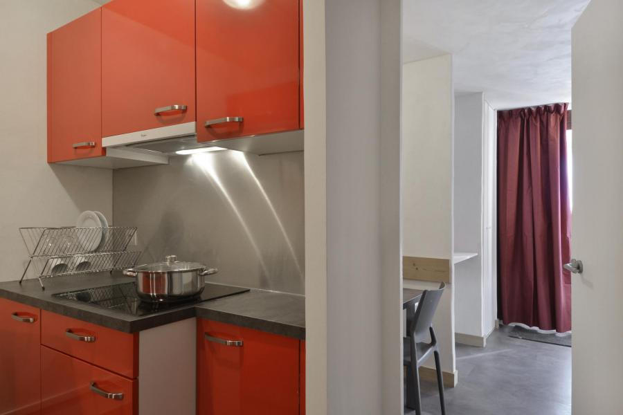 Holiday in mountain resort 2 room apartment 5 people (801) - La Résidence St Jacques - La Plagne