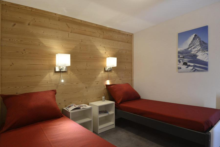 Holiday in mountain resort 4 room apartment 8 people (703) - La Résidence St Jacques - La Plagne - Accommodation