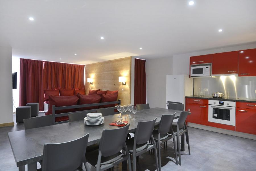Holiday in mountain resort 5 room apartment 11 people (902) - La Résidence St Jacques - La Plagne