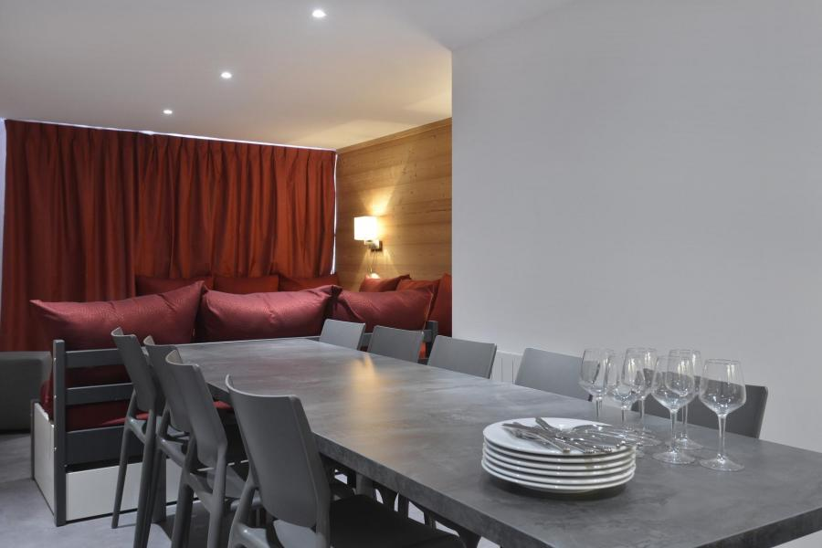 Holiday in mountain resort 5 room apartment 11 people (513) - La Résidence St Jacques - La Plagne