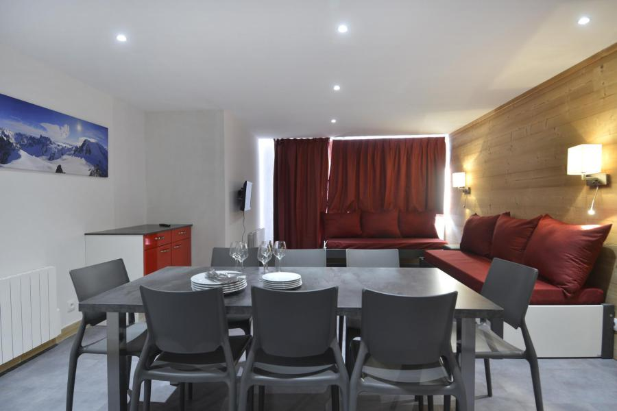 Holiday in mountain resort 4 room apartment 8 people (809) - La Résidence St Jacques - La Plagne