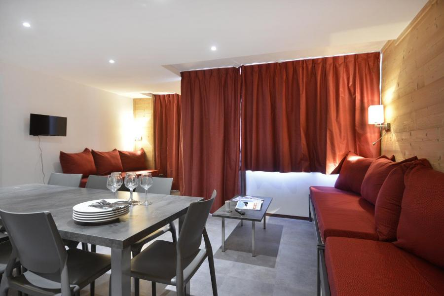 Holiday in mountain resort Divisible studio 7 people (812) - La Résidence St Jacques - La Plagne