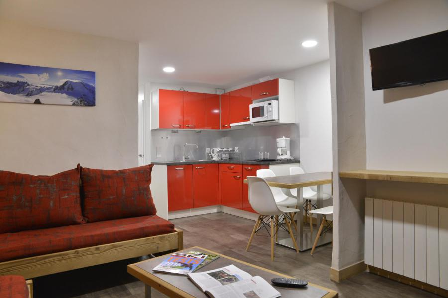 Holiday in mountain resort 2 room apartment 5 people (605) - La Résidence St Jacques - La Plagne