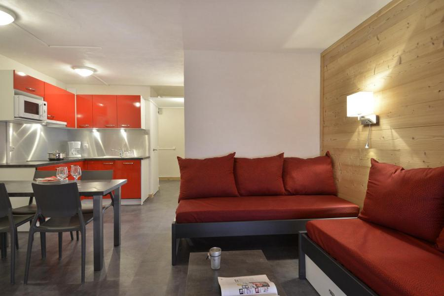 Holiday in mountain resort 2 room apartment 5 people (603) - La Résidence St Jacques - La Plagne