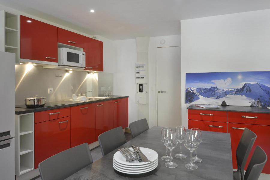 Holiday in mountain resort Divisible studio 7 people (716) - La Résidence St Jacques - La Plagne
