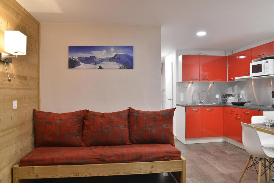 Holiday in mountain resort 2 room apartment 5 people (705) - La Résidence St Jacques - La Plagne
