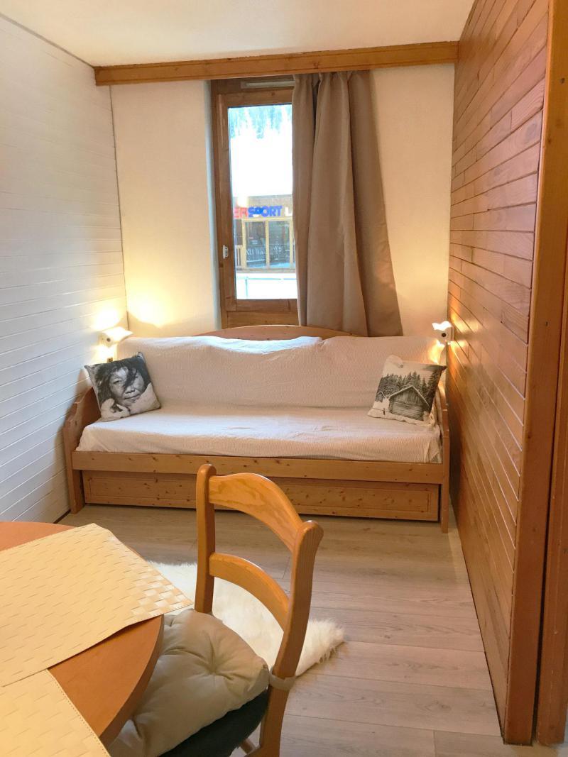 Holiday in mountain resort Studio 4 people (8) - La Résidence St Jacques - La Plagne
