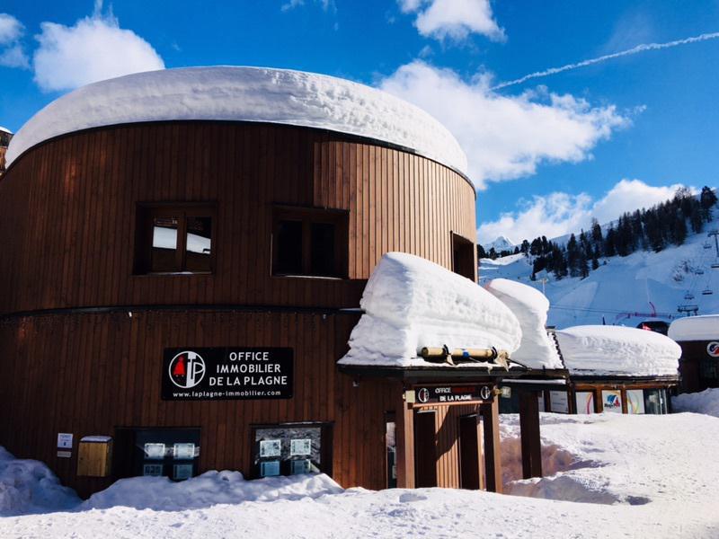 Holiday in mountain resort La Résidence St Jacques - La Plagne