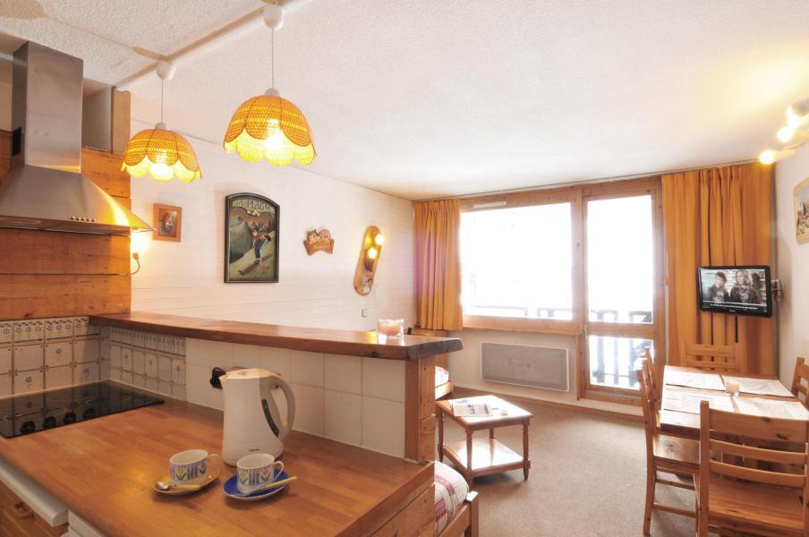 Wakacje w górach Apartament 3 pokojowy 7 osób (46) - La Résidence St Jacques B - La Plagne