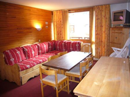 Wakacje w górach Apartament 3 pokojowy 8 osób (6) - La Résidence St Jacques B - La Plagne