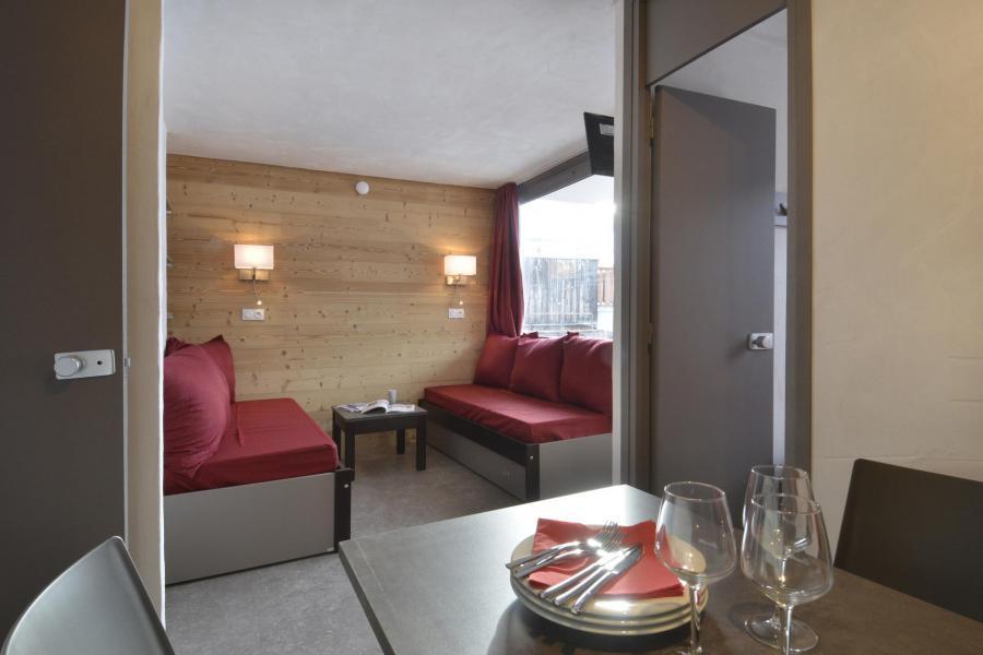 Wakacje w górach Apartament 2 pokojowy 4 osób (84) - La Résidence St Jacques B - La Plagne
