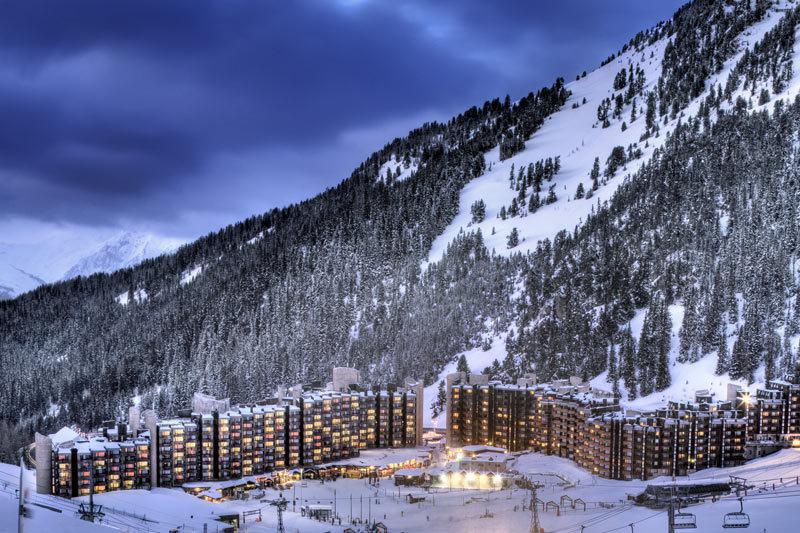 Wakacje w górach Apartament 2 pokojowy 4 osób (04) - La Résidence St Jacques B - La Plagne