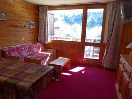 Wakacje w górach Apartament 2 pokojowy 5 osób (75) - La Résidence St Jacques B - La Plagne - Tapczanem