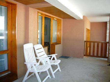 Holiday in mountain resort 2 room apartment 6 people (6) - La Résidence Themis - La Plagne