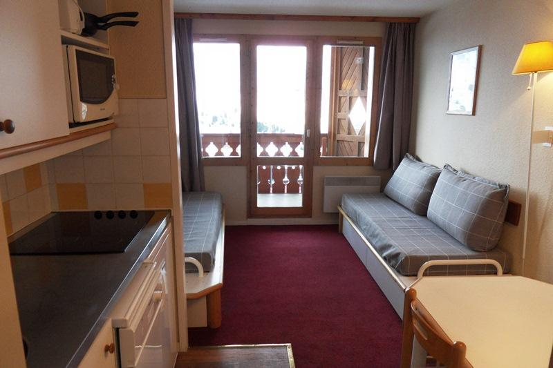 Holiday in mountain resort 2 room apartment 5 people (309) - La Résidence Themis - La Plagne