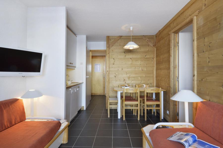 Holiday in mountain resort 2 room apartment 5 people (05) - La Résidence Themis - La Plagne
