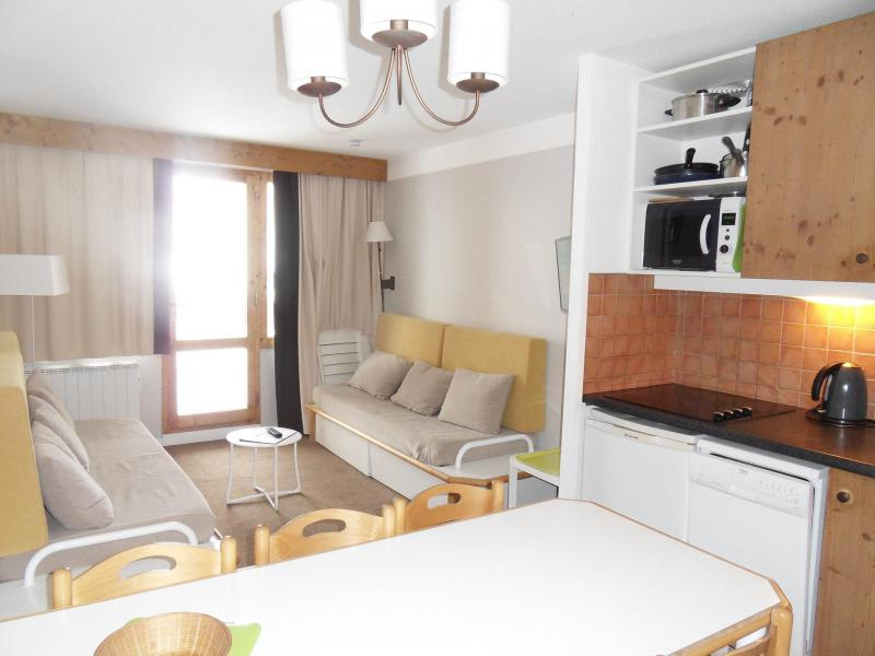 Holiday in mountain resort 2 room apartment cabin 6 people (119) - La Résidence Themis - La Plagne