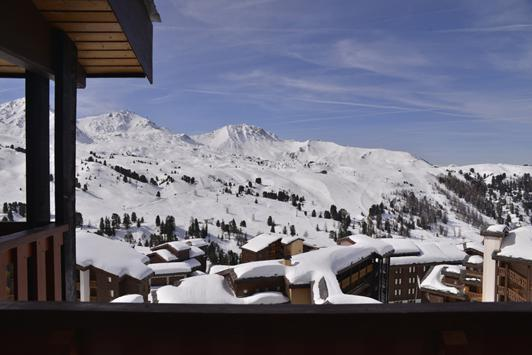 Holiday in mountain resort 2 room apartment 5 people (510) - La Résidence Themis - La Plagne