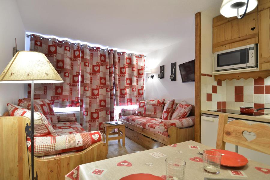 Holiday in mountain resort 2 room apartment 5 people (322) - La Résidence Themis - La Plagne