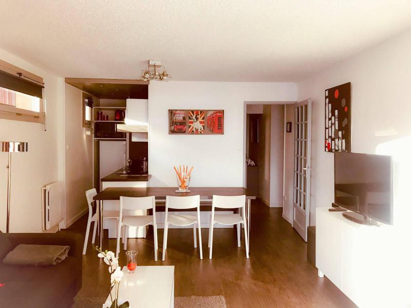 Wakacje w górach Apartament 2 pokojowy 6 osób (246) - La Résidence Vallée Blanche - Les 2 Alpes