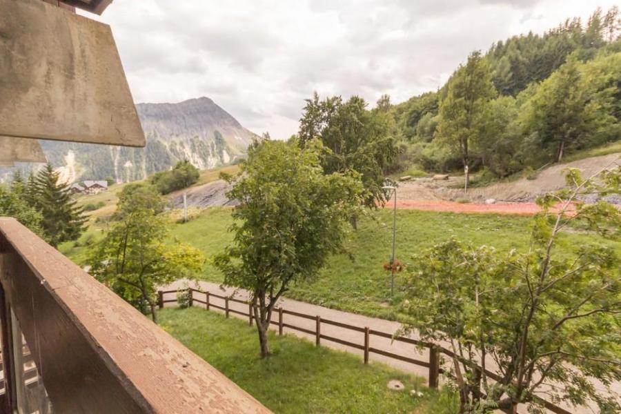 Holiday in mountain resort Studio sleeping corner 5 people (0111) - La Résidence Vostok Zodiaque - Le Corbier