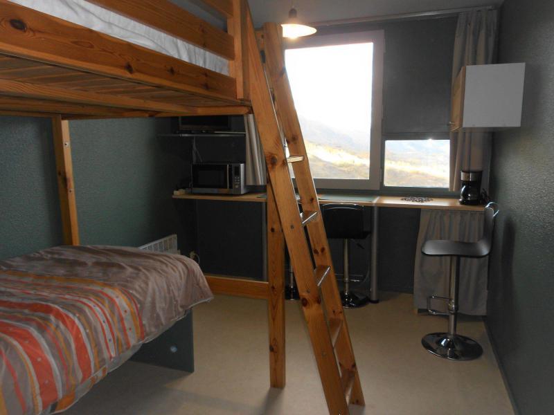 Holiday in mountain resort Studio 3 people (0801) - La Résidence Vostok Zodiaque - Le Corbier