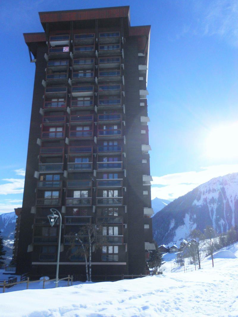 Holiday in mountain resort La Résidence Vostok Zodiaque - Le Corbier