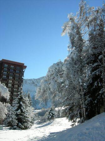 Holiday in mountain resort Studio 2 people (1013) - La Résidence Vostok Zodiaque - Le Corbier