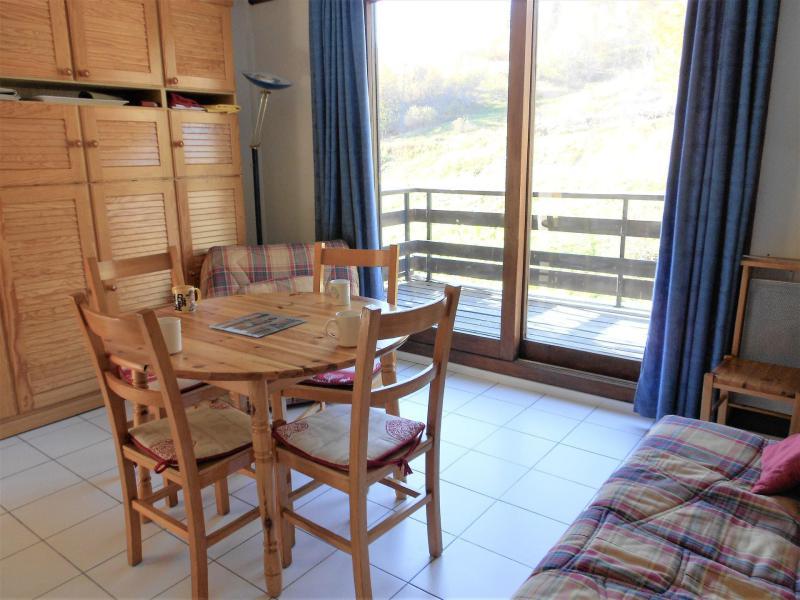Holiday in mountain resort 3 room apartment 6 people (0008) - La Résidence Vostok Zodiaque - Le Corbier