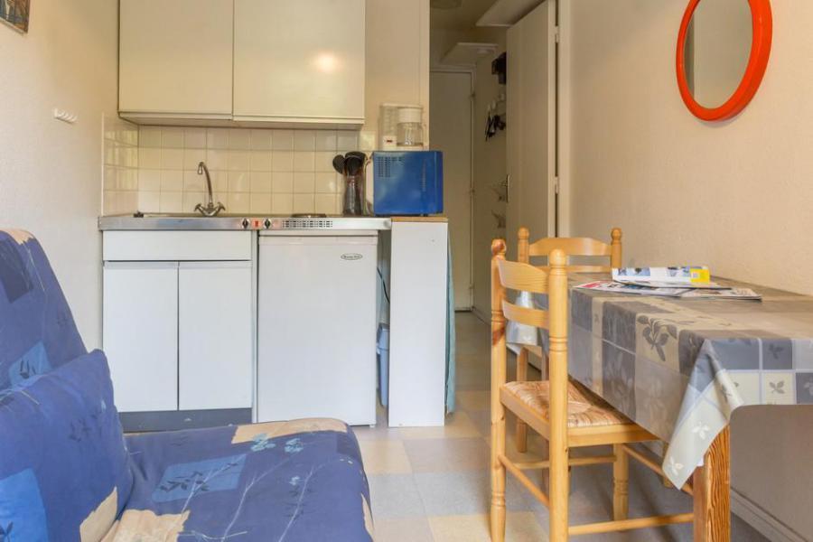 Holiday in mountain resort Studio 2 people (0414) - La Résidence Vostok Zodiaque - Le Corbier - Kitchenette