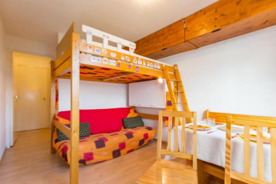 Vakantie in de bergen Studio 2 personen (0205) - La Résidence Vostok Zodiaque - Le Corbier - Woonkamer
