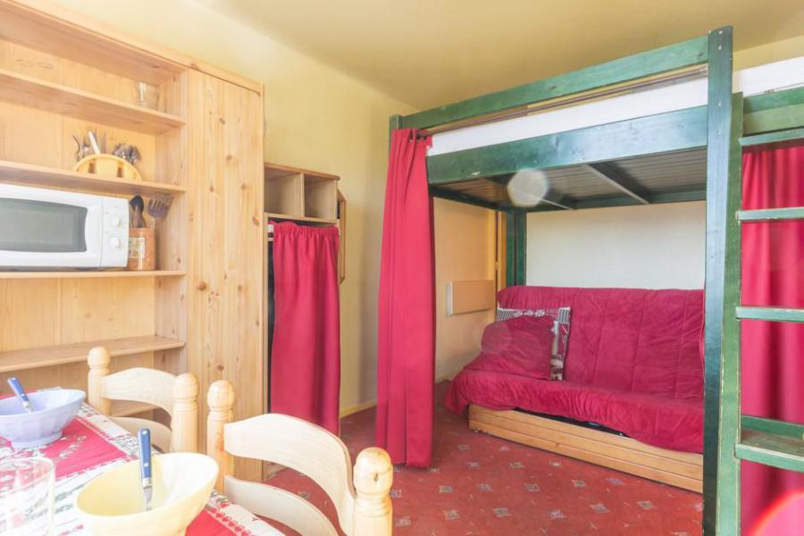 Holiday in mountain resort Studio 3 people (1201) - La Résidence Vostok Zodiaque - Le Corbier - Living room