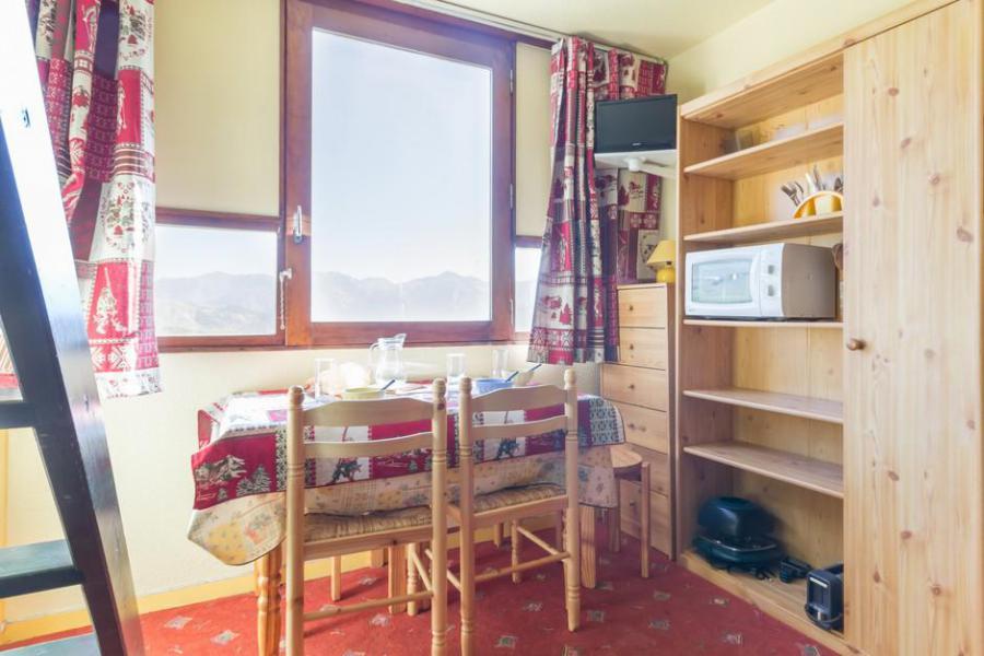 Holiday in mountain resort Studio 3 people (1201) - La Résidence Vostok Zodiaque - Le Corbier - Table