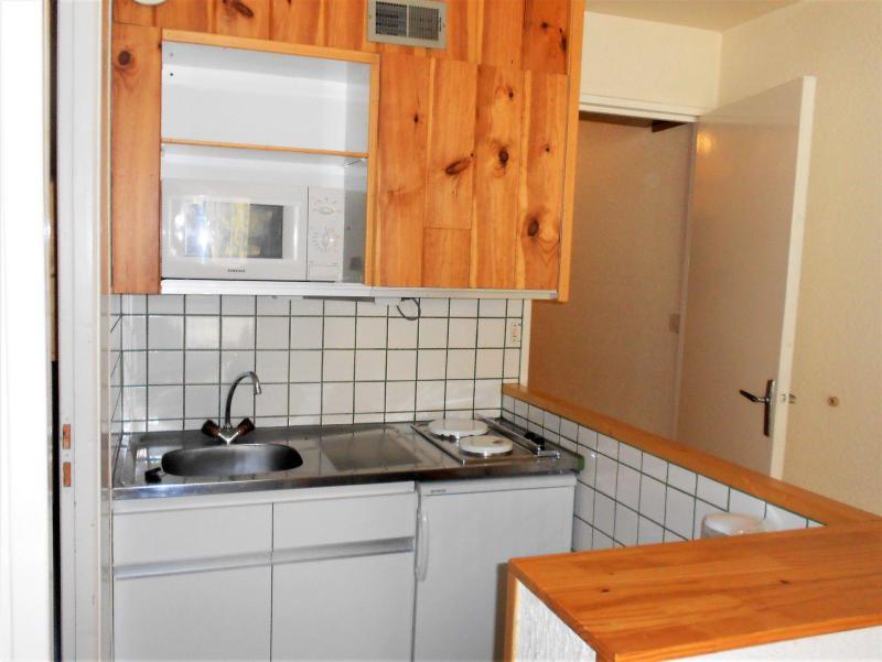 Holiday in mountain resort Studio cabin 5 people (511) - La Résidence Vostok Zodiaque - Le Corbier - Kitchenette