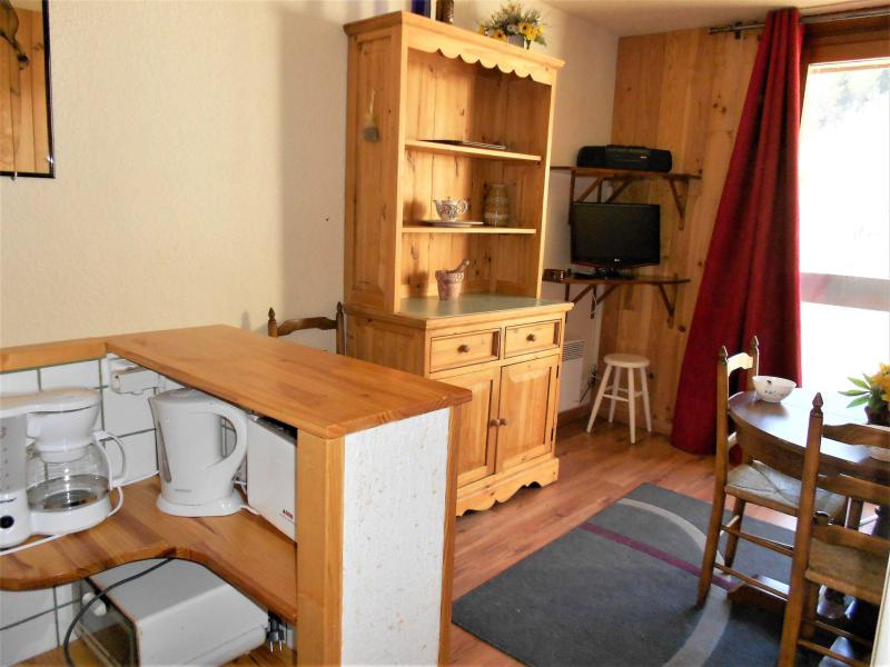 Holiday in mountain resort Studio cabin 5 people (511) - La Résidence Vostok Zodiaque - Le Corbier - Living room